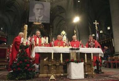 Beatification of Franz Jägerstätter